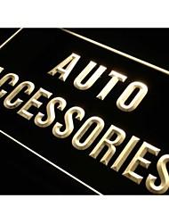 M057 Autozubehör Auto-Neonlicht-Zeichen