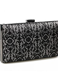 Miss Ricy Women's Fashion Mesh Embroidery Evening Handbag/Clutches(More Colors)