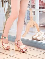 zicqfurl Damenmode Peep Toe Sandale