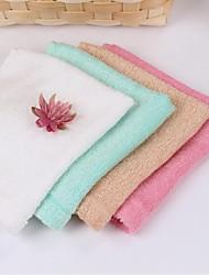 thouse®lenzing modal petits carrés serviette (100% modal, 32cm 32cm *)
