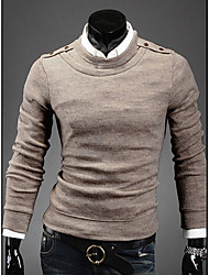 Aowofs Men's Fashion Sheath Sweaters