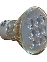 3W GU10 Spot LED 9 SMD 2835 3000 lm Blanc Chaud / Blanc Froid AC 100-240 V