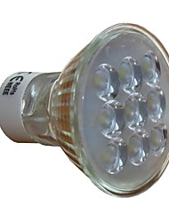 GU10 3 W 9 SMD 2835 3000 LM Cool White Spot Lights AC 220-240 V