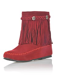 Women's Shoes Round Toe Flat Heel Ankle Boots More Colors available