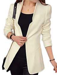 Women's Slim Leisure Shoulder Pad Suit Blazer