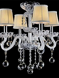 Maximum 60 W Chandelier ,  Modern/Contemporary / Traditional/Classic / Globe / Drum / Island / Country Others Feature for Crystal / Mini