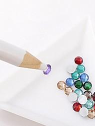 ongle outil de l'art de crayon pointillé professionnel
