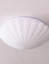 affleurant verre blanc 220v style simple européen du nord moderne lumière