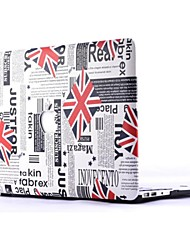 "New Union Jack Flip-open Protect Case for 15.4"" Macbook Retina"