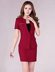 TaiChang™ Women's Fashion Office Lady Suit(blazer&pant)