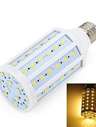 15W E26/E27 Ampoules Maïs LED T 72 SMD 5730 1300-1500 lm Blanc Chaud AC 100-240 V