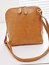 Women's Candy Color Mini Shell Fashion Crossbody Bag & Messenger Bag