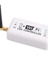 android / sistema I0s 3/2/1 canal solo color / versión rgb llevó el regulador del wifi para la lámpara de la tira (max dc7.5-24v 12a 288w)