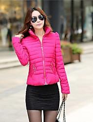 Women's Slim New Winter Short Coat
