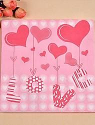 Love Pattern Napkins(Set of 20)
