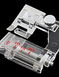 Household Electric Multifunction Sewing Machine Parts Adjustable Hemming Presser Foot Feet