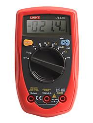 UNI-T UT33A Auto Range-LCD-Digital-Multimeter mit Hand AC-DC-Ohm-Volt-Messinstrument