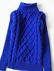 Girl's Knitwear Sweater & Cardigan , Winter/Spring/Fall Long Sleeve