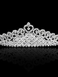 PersonalizedCubic Zirconia Hair Hoop  Wedding Tiara Headpiece