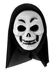 fantômes de halloween sourcils minces masquent