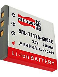 SCUD S004E/NP40 Camera Battery for Pansonic DMC-FX7/FX2 DMW-BCB7
