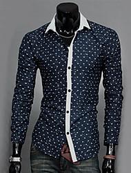 Men's Casual Fashion Slim Shirt