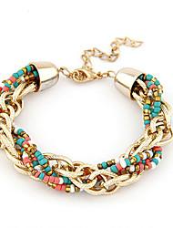 MISS U Women's All Matching Buckle Bracelet