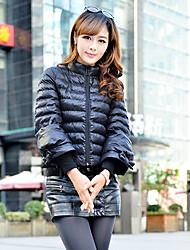 Women's Coats & Jackets , Polyester Casual Yihaofengbao