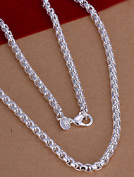 BBG Man's Silver Plating Bracelet