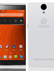 DELION D5 5.5'' Android 4.4 3G Smart Phone (MTK6582 Quad Core, 1GB/4GB, GPS, Intelligent Wakeup, OTG, Air Gesture)