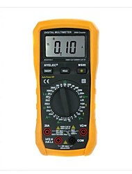 HYELEC MS89 Professional LCR Meter Ammeter Multifunction Digital Multimeter/Back Light/Capacitance/Inductance Tester