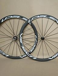 udelsa 23mm de large roues carbone pneu 38mm vélo de route roues f: 20h r: 24h