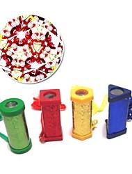 волшебный калейдоскоп пращные портативных игрушек (случайный цвет)