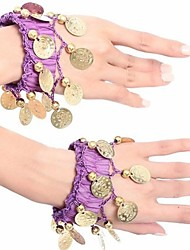 vatsatanssi naisten muoti kolikot sifonki rannekoru jokainen pala (enemmän värejä)