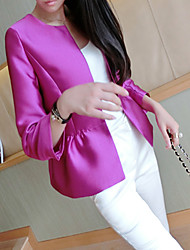 Women's Coats & Jackets , Others Casual Qieyuan
