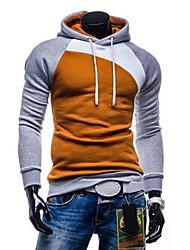 casual mode sport à capuche épaisse sweat hommes