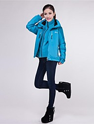 Women's 3-in-1 Jackets / Woman's Jacket / Winter Jacket Camping / Hiking / Climbing / Leisure Sports / Snowsports / Snowboarding