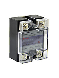 ssr relé de estado sólido dc-dc 25a 12-220vac delixi cdg1-1dd25a elétrica