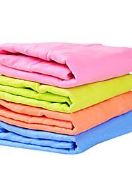 absorventes toalhas pet camurça para animais de estimação gatos cachorros cor aleatória