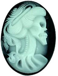 Halloween Human Skeleton Skull Fondant Cake Chocolate Silicone Mold,L9.8cm*W7.9cm*H3.2cm