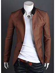 menmax осень стиль случайные длинные sleevecoats&куртки MBB-уш-x28