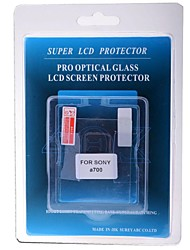 Professional LCD Screen Protector Optical Glass Special for Sony a700 DSLR Camera