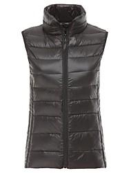 Hou&Tong® Women's Fashion Sleeveless Down Jacket