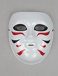 or visage attentat bleading masque d'Halloween