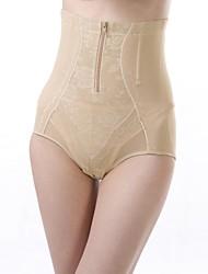 algodón / lycra de cintura alta bragas de conformación postal sexy (más colores)