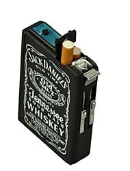 création dans les jouets légers une cigarette en métal