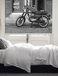 stile di vita ancora rullo motel ombra