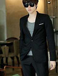style coréen costume mince professionnelle des hommes