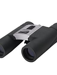 16x 25 mm Binoculares BAK4 Maletín / Visión nocturna 87m/1000m Enfoque Central Revestimiento Completo Uso General Normal Negro