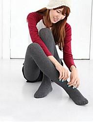Women Medium Pantyhose , Cotton Blends